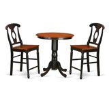 Smithson Dining Set by Charlton Home®