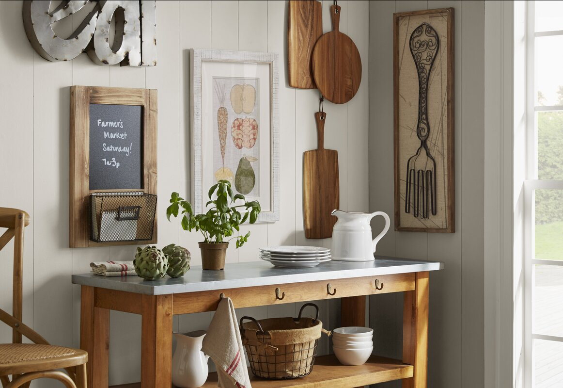 Superior Spoon And Fork Wall Décor Set