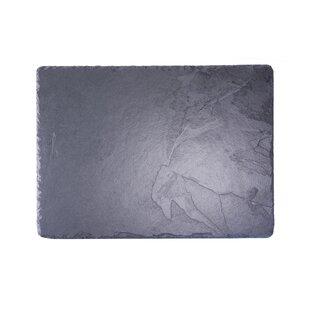 38 cm x 50 cm Platter / Cheese Board by Platters Slate
