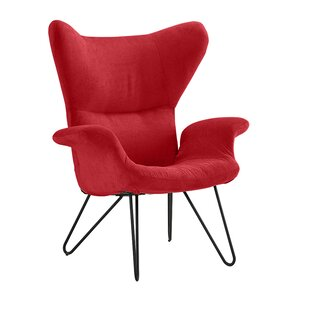 Delmont Armchair by Wrought Studio