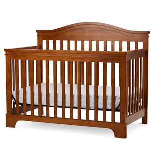Reviews Knoxville 4-in-1 Convertible Crib ByBirch Lane™
