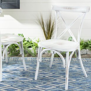 Ramon Stacking Patio Dining Chair (Set of 2)