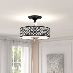 Mclamb 3-Light Semi Flush Moun..