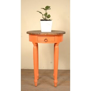 Tompkins Round End Table