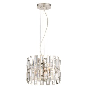 Designers Fountain West 65th 2-Light Crystal Chandelier