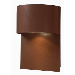 1-Light Outdoor Sconce by Wildon Home?