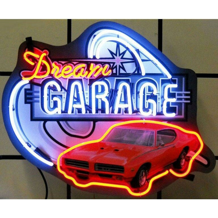 Neonetics cars and motorcycles dream garage gto neon sign cars and motorcycles dream garage gto neon sign sciox Choice Image