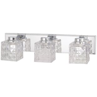 Lafever 3-Light Vanity Light by House of Hampton