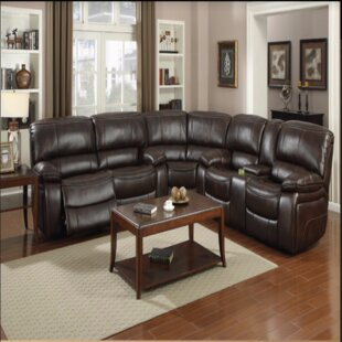 Morningside Drive Reclining Sectional