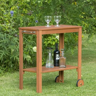Maize Bar Serving Trolley Image