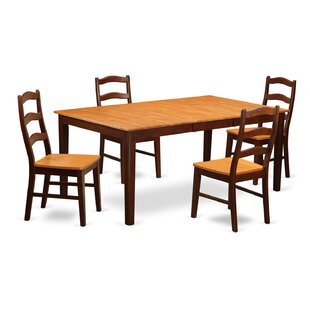 Lindstrom 5 Piece Dining Set