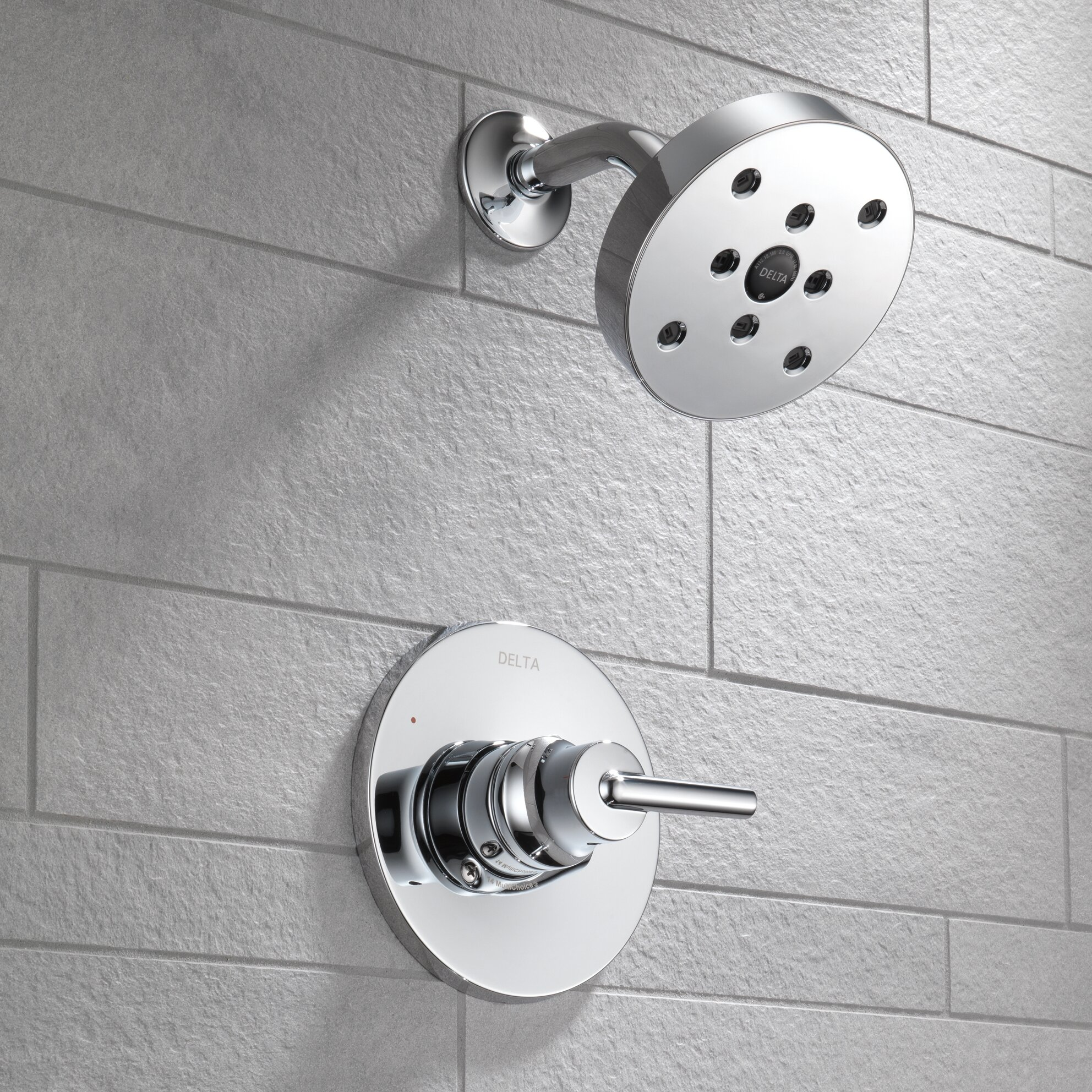 Delta Shower Faucets Systems You Ll Love In 2020 Wayfair