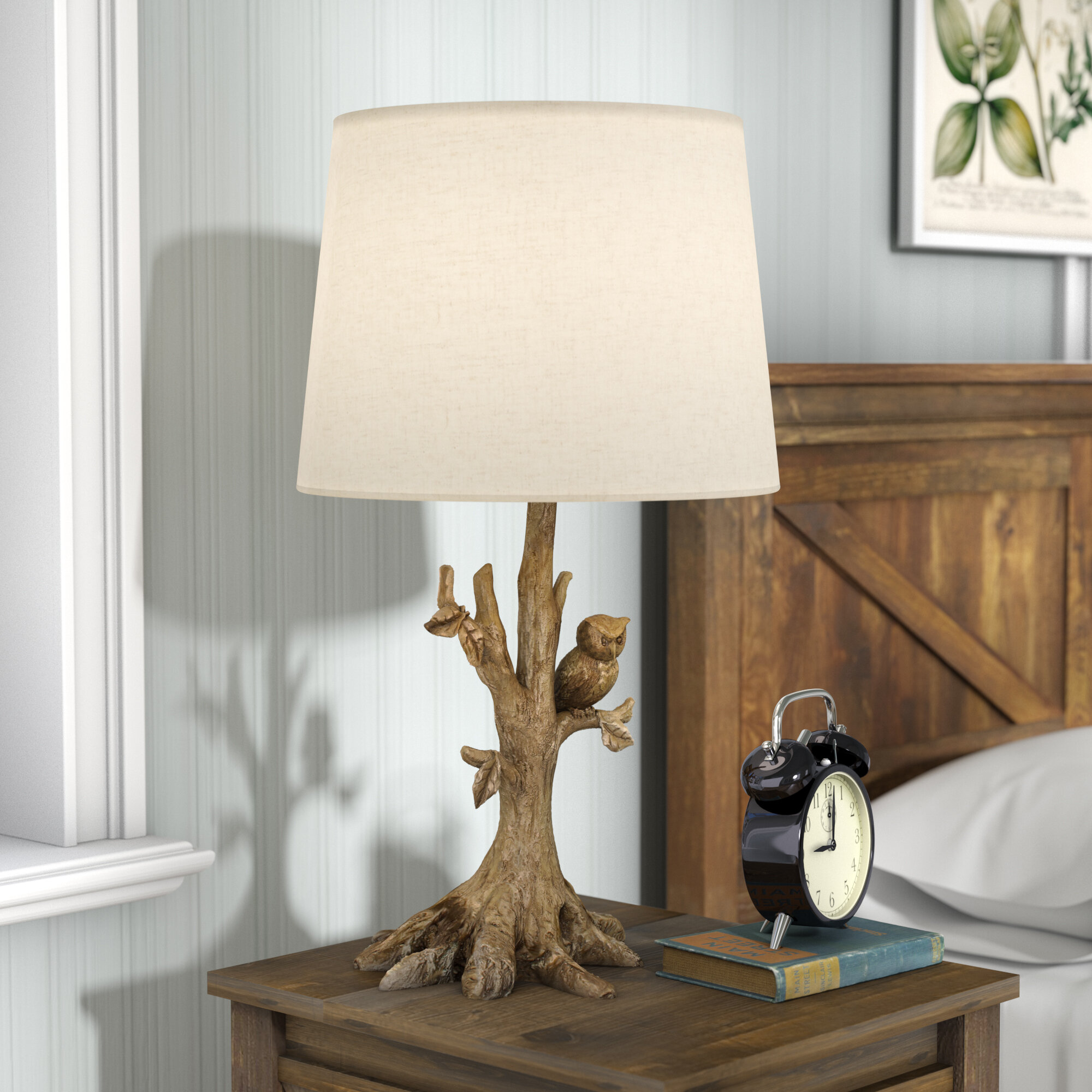Cabin Lodge Table Lamps You Ll Love In 2021 Wayfair