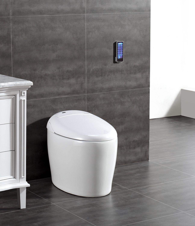Surprising Tuva Smart Toilet 20 Floor Mount Bidet Pabps2019 Chair Design Images Pabps2019Com