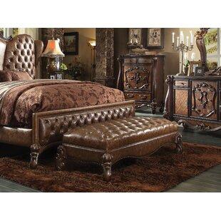Astoria Grand Welton Upholstered Bench