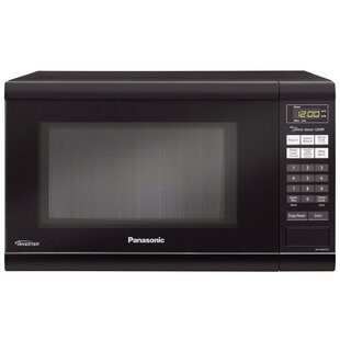 23 1.2 cu.ft. Countertop Microwave by Panasonic?