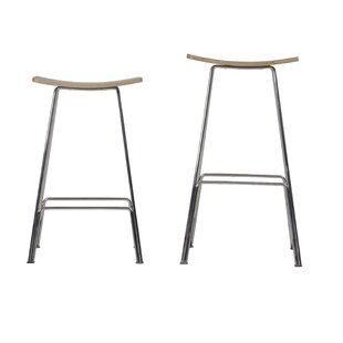 Sooriyakumar 28.75 Bar Stool Orren Ellis