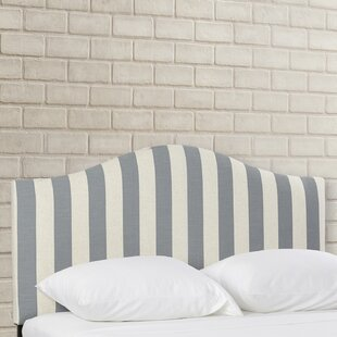 Carolyn Queen Upholstered Panel Headboard by Alcott Hill