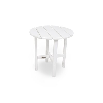 Recycled Plastic 18 Inch Side Table by POLYWOOD® #2