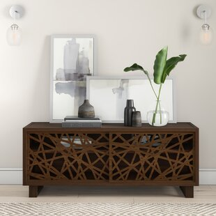 Price Check Franklintown TV Stand for TVs up to 65 by Mercury Row Reviews (2019) & Buyer's Guide