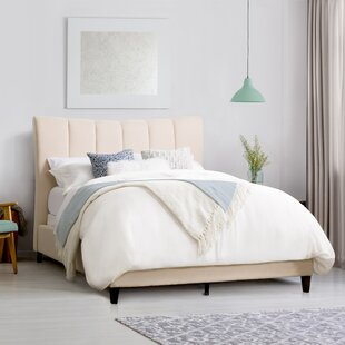 Brodeur Upholstered Panel Bed