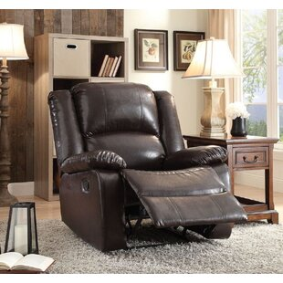 Ilkley Manual Glider Recliner by Darby Home Co