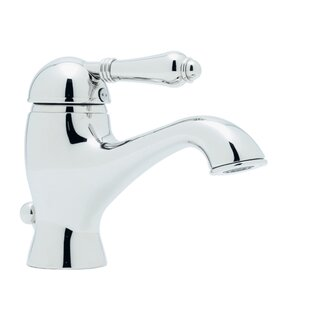 Rohl Country Single hole Bathroom Faucet with Drain Assembly
