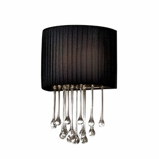 Compare prices Penchant 1-Light Wall Sconces By Eurofase