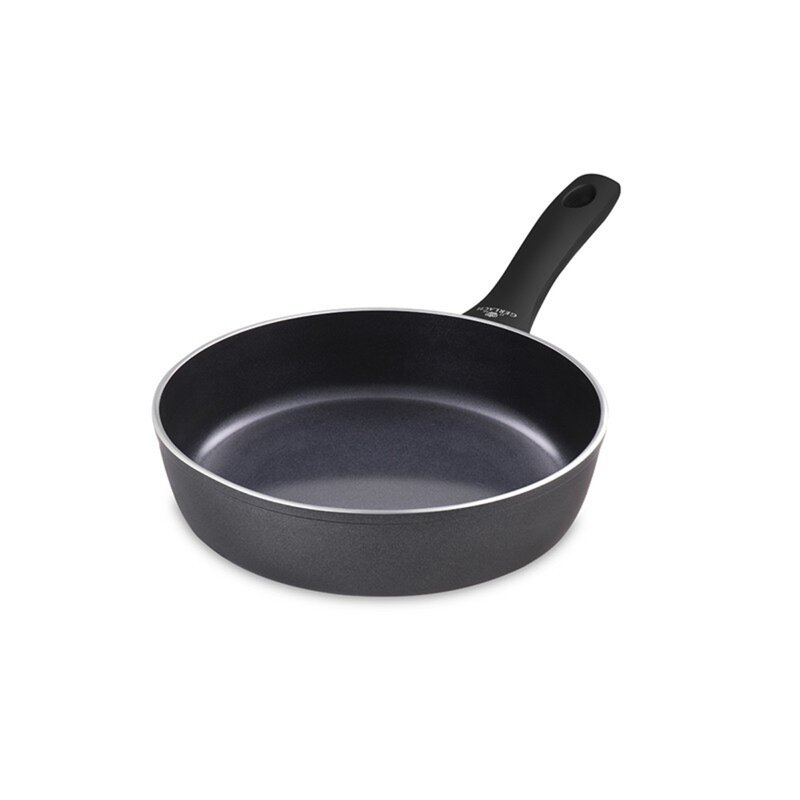 Maximahouse Contrast Pro Deep Non Stick Frying Pan With Lid 11 Wayfair