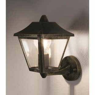 Lau Outdoor Wall Lantern Image