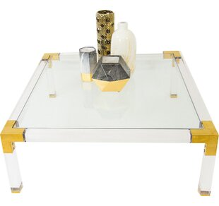 ModShop Lucite Trousdale Coffee Table