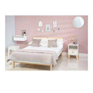 Herod Kingsize Solid Wood Bed By Brayden Studio