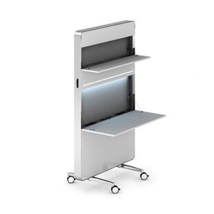 Nomado Laptop Cart By Sandler Seating