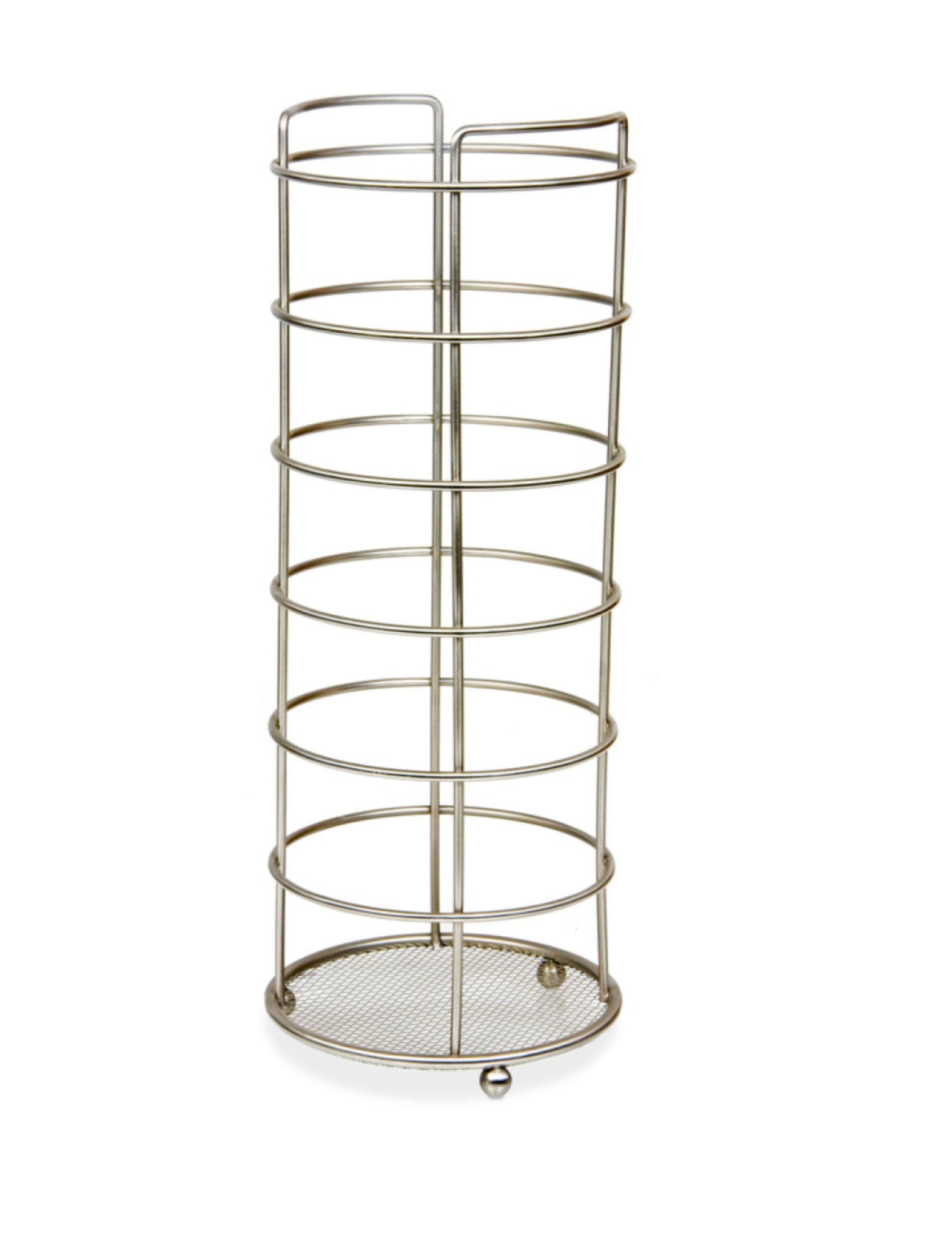 Wildon Home ® Freestanding Wire Toilet Paper Basket & Reviews   Wayfair