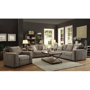 Check Prices Oetjen 2 Piece Living Room Set by Red Barrel Studio Reviews (2019) & Buyer's Guide