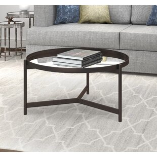 Affordable Oberon Coffee Table By Wrought Studio