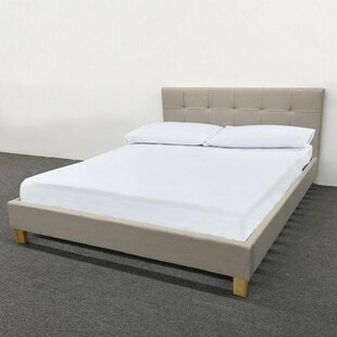 Arete Upholstered Bed Frame By August Grove
