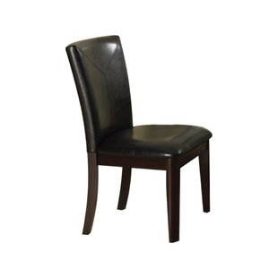 Moises Upholstered Dining Chair (Set of 2) Winston Porter