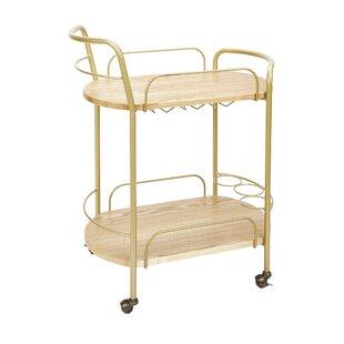 Riles Bar Cart By Brayden Studio