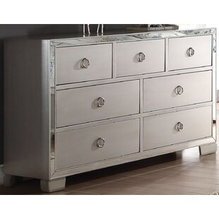 House of Hampton Lancelot 7 Drawer Dresser