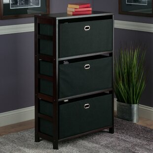 Tinoco Storage Shelf Standard Bookcase