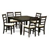 Teressa 7 Piece Dining Set by Alcott Hill®