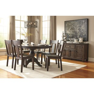 Tillie Extendable Solid Wood Dining Table