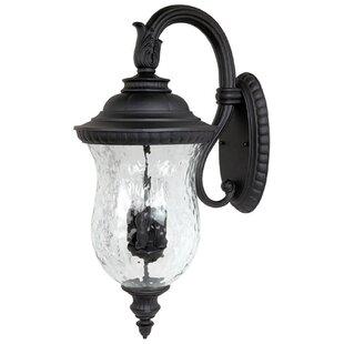 Low priced Ashford 4-Light Outdoor Wall Lantern By Capital Lighting