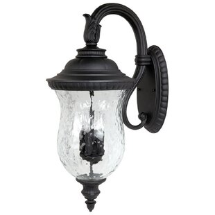 Watts 4-Light Outdoor Wall Lantern