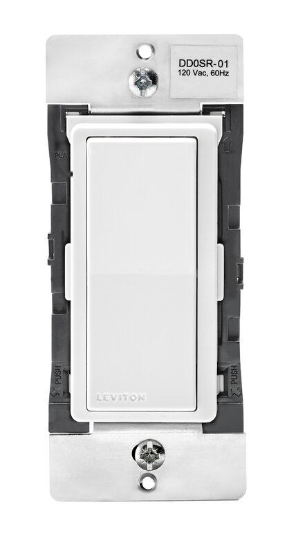 Leviton Decora Matching Switch Remote for 3 and 4 Way Circuits Wall