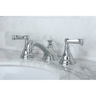 Kingston Brass Royale Widespread Bathroom Faucet with Pop-Up Drain