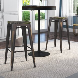 Lieb 30 Bar Stool (Set of 2) by Laurel Foundry Modern Farmhouse