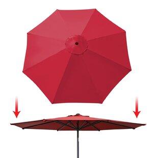 ea212be5542b Patio Umbrella Canopy Replacement | Wayfair.ca