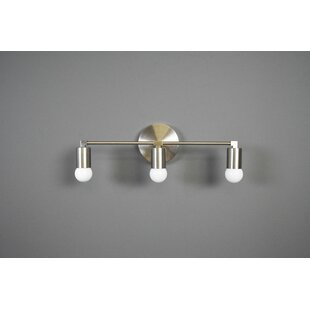 George Oliver Daxton 3-Light Armed Sconce
